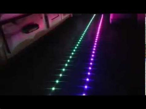 battery powered colored led light strips led smart light battery operated remote 300 color changing modes 2