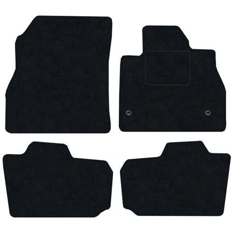 Nissan Leaf Floor Mats by Nissan Leaf 2011 2013 Mk1 Car Mats By Scm