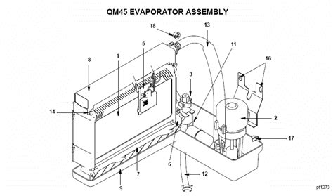 manitowoc qm45a machine parts diagram nt