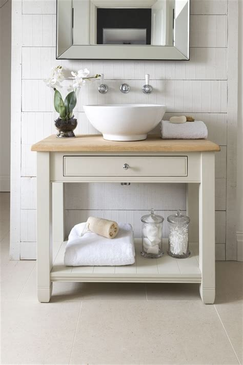 Neptune Bathroom Furniture Neptune Bathroom Washstands Chichester 850mm Oak Countertop Washstand Idee Arredamento