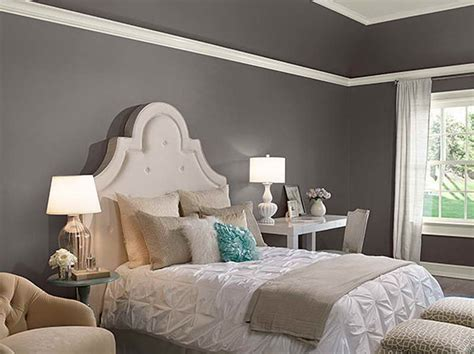 paint colors for bedrooms gray decoration most popular grey paint colors benjamin