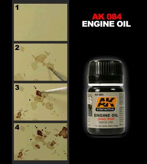 Ak 84 Engine Model Kit engine glossy finish ak interactive 084