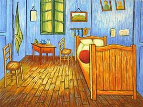 van gogh bedroom painting van gogh bedroom painting bedroom at real estate