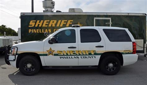 Pinellas County Sheriff Office K 9 Flickr Photo by Pinellas Deputy Prison Driver Hit In Separate Accidents Wusf News