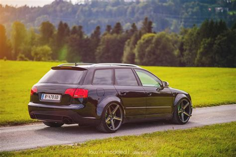 diesel audi a4 avant gets rs styling