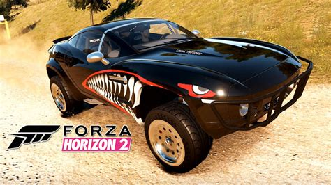 2014 Rally Fighter by Forza Horizon 2 19 Local Motors Rally Fighter 2014