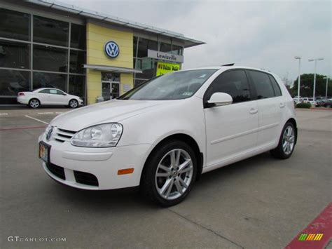 volkswagen rabbit 2 door 2007 candy white volkswagen rabbit 4 door 49195302