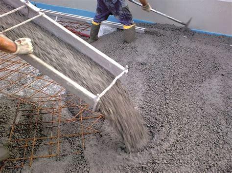 calcestruzzo attrezzatura per edilizia tipologie e