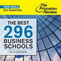 Princeton Review Top Mba Programs by 2015 Princeton Review Honors