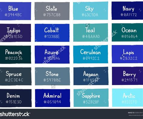 large blue l shades traditional light blue shades names light blue shades