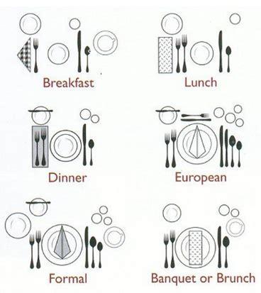 disposizione delle posate a tavola disposizione posate a tavola