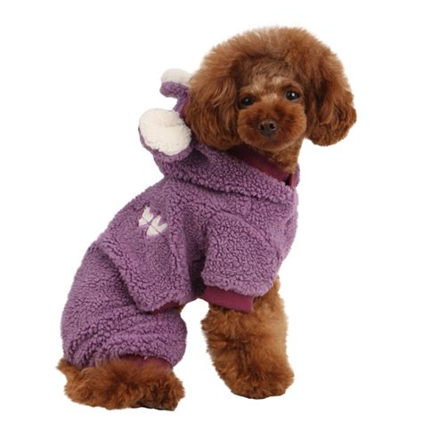 puppy lullaby lullaby hooded jumpsuit by pinkaholic purple at baxterboo