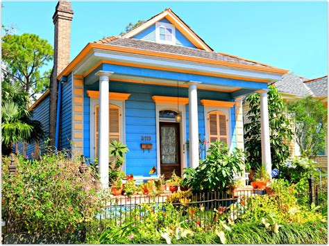 new orleans colorful houses new orleans homes and neighborhoods 187 esplanade ridge
