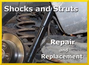 Car Needs Struts Shocks Struts Richmond Va