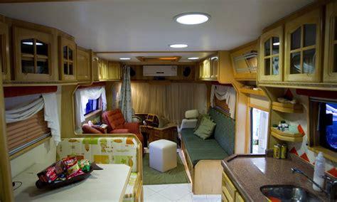 Trailer Home Interior Design Veja Fotos De Como S 227 O Os Motor Homes Por Dentro Jornal