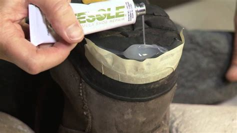 diy shoe repair soles boot sole repair step by step diy guide and recommendations