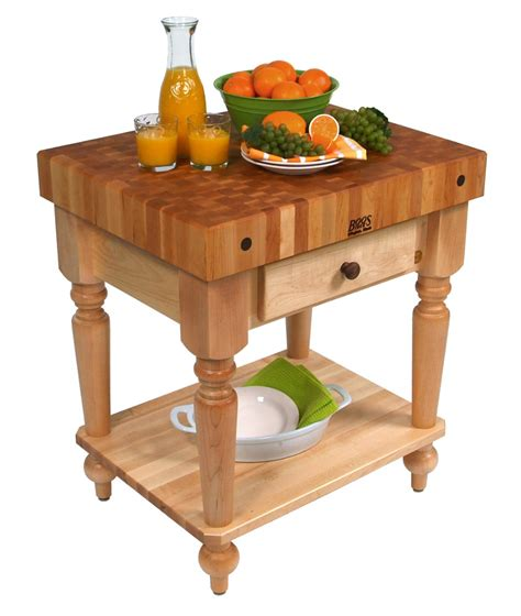 kitchen island butcher block table boos butcher block tables kitchen islands