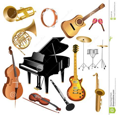 imagenes vectoriales musicales image gallery instrumentos