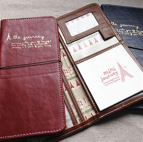 Diskon Card Id Holder Passport Wallet Organizer travel passport credit id card holder organizer wallet purse bag travel handy passport