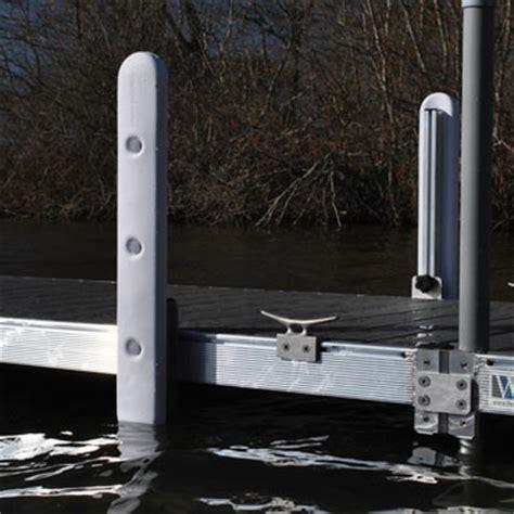 boat dock bumpers canada adjustable vertical bumper fwm docks ez dock northeast