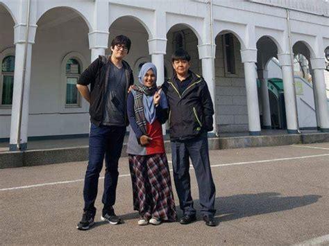 Caca Salur terpisah 20 tahun gadis ini nekad jejak ayah di korea selangor kl sinar harian