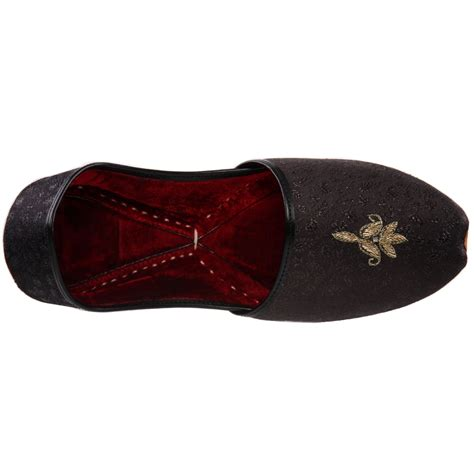 debo slippers unze debo mens leather indian khussa shoes size uk 7 12