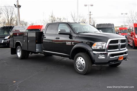 Ram 5500 Trucks In Ohio Inventory Or Custom