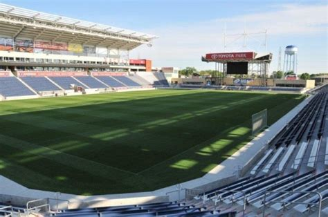 Toyota Park Chicago Mike Nieto Will Toyota Park Make A Play For State