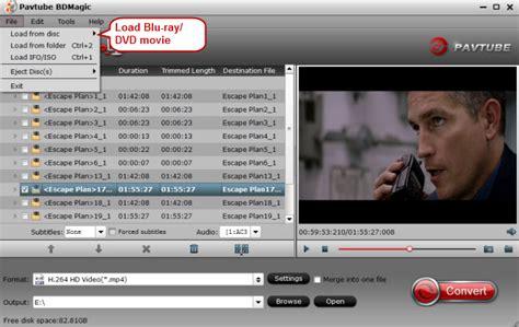 format to watch on dvd player convert to blu ray dvd via cyberlink powerdvd