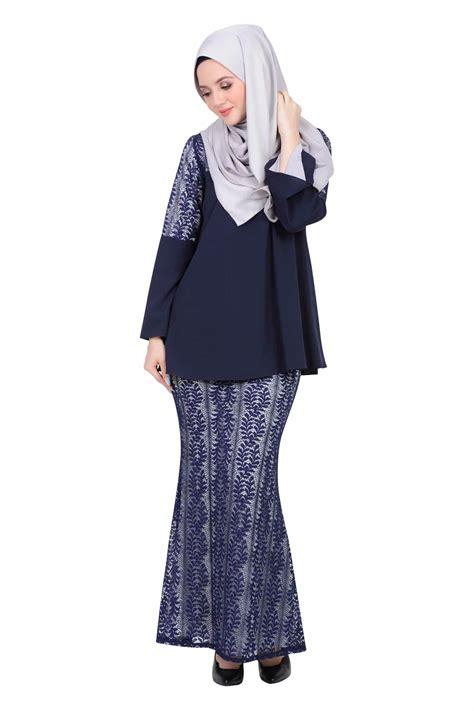 Baju Muslimah Wanita 17 Fesyen Baju Kurung Moden Terkini Design Casual Stylish