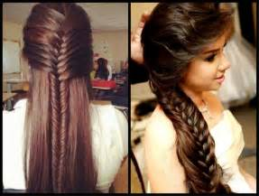 Easy To Do Braids Hairstyles For Long Hair » Home Design 2017