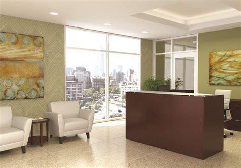 office reception design reception area furniture