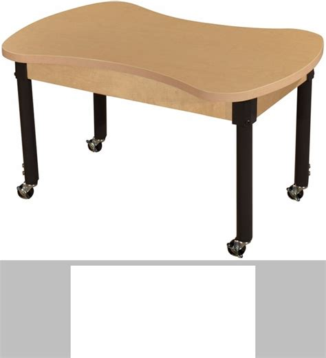 Synergy Help Desk by Mobile Synergy Classroom High Pressure Laminate