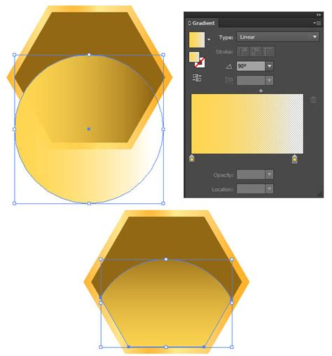 draw hexagon illustrator create a sweet honeycomb pattern in adobe illustrator