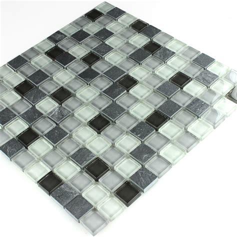 schiefer fliesen grau glas schiefer mosaik grau mix mosafil de