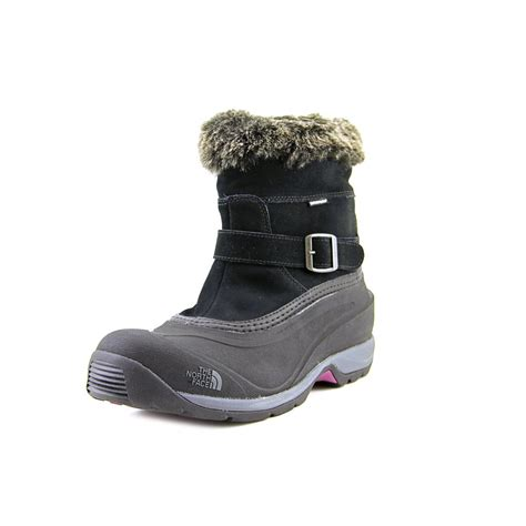 chilkat iii womens size 9 black suede snow
