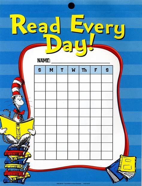 printable reward charts for reading cat in the hat reading reward charts eureka school