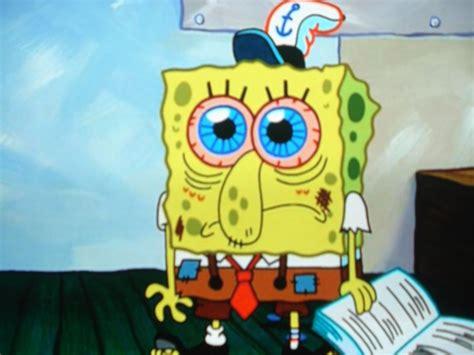 Sad Spongebob Meme - image 504552 spongebob squarepants know your meme