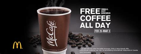 Coffee Mcd how to advertise a local business on a budget