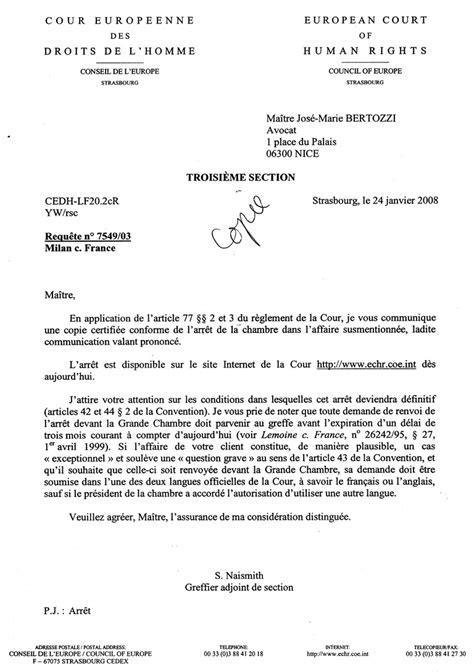 Lettre De Recommandation Avocat Document Sans Titre