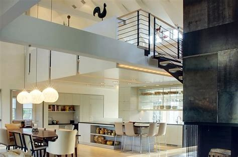 modern loft creative studies and studios designs in lofts