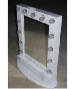 Makeup Mirror With Lights Rental Catertainment Furniture Rental In Dubaifurniture Rental