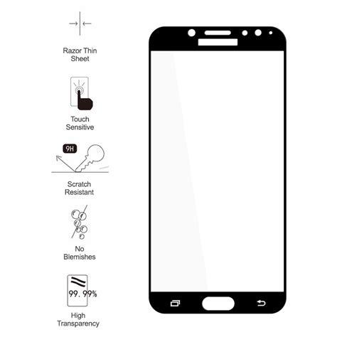 Tempered Glass Hyper Samsung Galaxy J7 Pro black tempered glass screen protector samsung galaxy j7 pro
