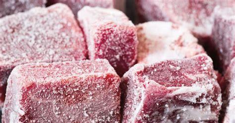 alimenti irritano l intestino ricongelare gli alimenti perch 233 232 pericoloso