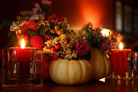 Thanksgiving Decorations To Make At Home by 20 Fall Decorating Ideas Expert Tips For Making Halloween Decorations And Thanksgiving Centerpieces