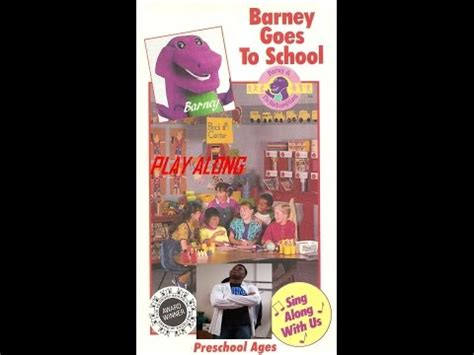 barney and the backyard gang goes to school barney goes to school closing credits music vidoemo