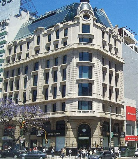banco frances argentina bbva banco franc 233 s sucursal n 186 5 edificio nuevo banco