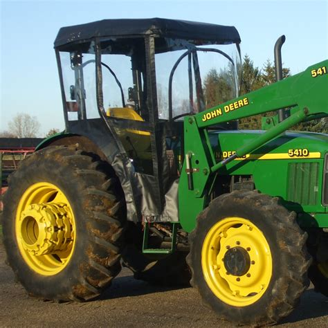 Mba Vs Jd Review by Tractor Cab Enclosure Kit For Deere 5000 Series
