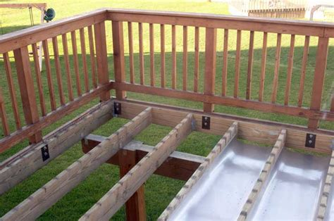 Amazing Elevated Deck Plans To Bring To Life Landscape Deck Building Designs And Plans Ideas