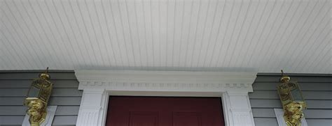 beaded vinyl soffit beaded 2 affordable 1 home services